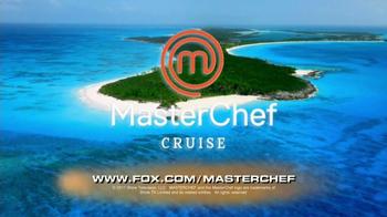 2017 MasterChef Cruise TV Spot, 'Book Now' - Thumbnail 6
