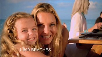 1-800 Beaches TV Spot, 'All-Inclusive, All Unlimited'