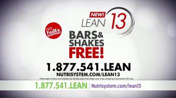 Nutrisystem Lean13 TV Spot, 'Bust Belly Bloat' Featuring Marie Osmond - Thumbnail 8