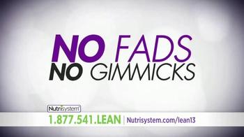 Nutrisystem Lean13 TV Spot, 'Bust Belly Bloat' Featuring Marie Osmond - Thumbnail 1