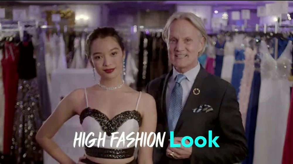 a2a4070bb Macy's TV Commercial, 'TLC: Prom Dress Tips' Featuring Monte Durham -  iSpot.tv