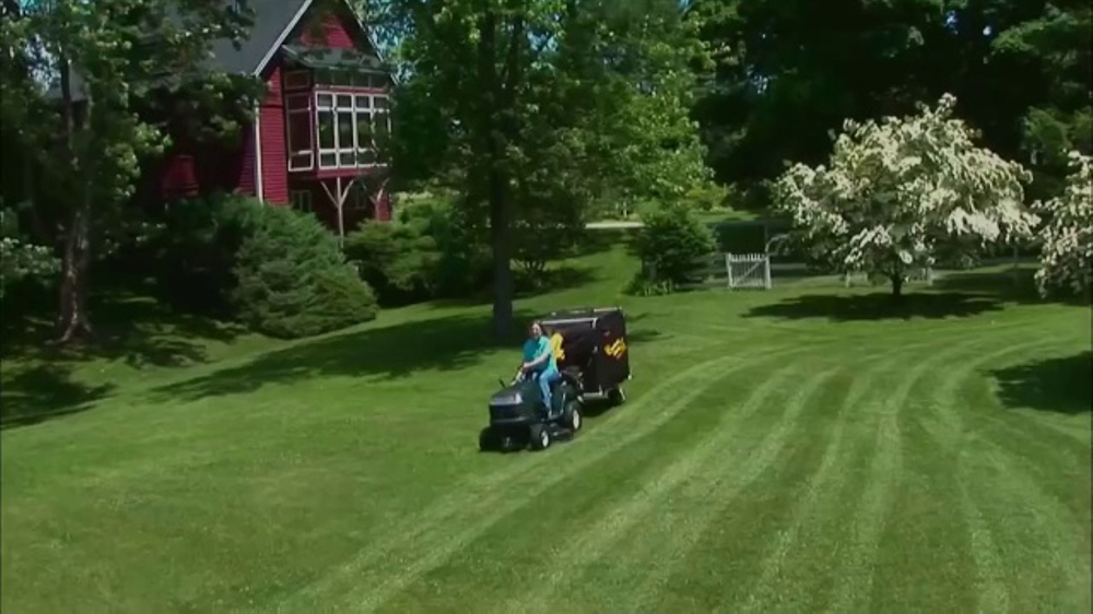 Cyclone Rake TV Commercial, 'Spring Cleanup'