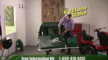 Cyclone Rake TV Spot, 'Spring Cleanup' - Thumbnail 6