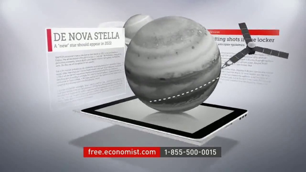 The Economist TV Commercial, 'The Trump Era'