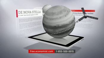 The Economist TV Spot, 'The Trump Era' - 404 commercial airings