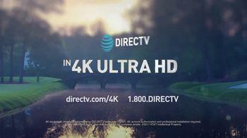 DIRECTV 4K Ultra HD TV Spot, 'The Masters' - Thumbnail 9