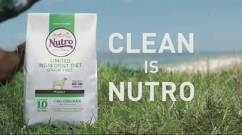 Nutro Limited Ingredient Diet TV Spot, 'This Is Clean' - Thumbnail 5