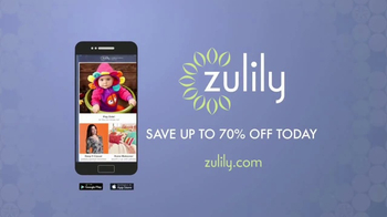 Zulily TV Spot, 'Love What You Wear' - Thumbnail 8