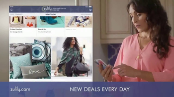 Zulily TV Spot, 'Love What You Wear' - Thumbnail 2