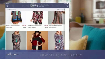 Zulily TV Spot, 'Love What You Wear' - Thumbnail 4