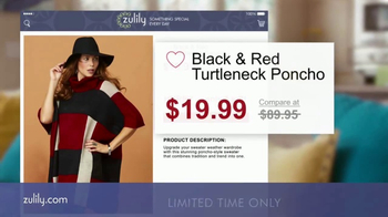 Zulily TV Spot, 'Love What You Wear' - Thumbnail 6