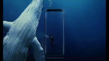 Samsung Galaxy S8 TV Spot, 'Unbox su teléfono: buceador' [Spanish] - 190 commercial airings