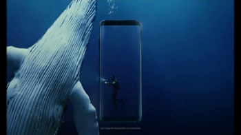 Samsung Galaxy S8 TV Spot, 'Unbox su teléfono: buceador' [Spanish] - 190 commercial airings