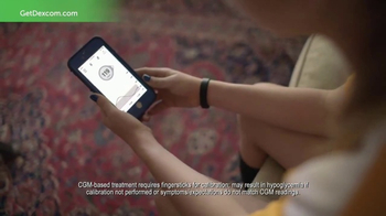 Dexcom G5 Mobile TV Spot, 'Meet Erin and Elizabeth: Dexcom Warriors' - Thumbnail 4