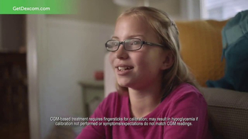 Dexcom G5 Mobile TV Spot, 'Meet Erin and Elizabeth: Dexcom Warriors' - Thumbnail 6