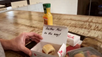 Chick-fil-A Chick-n-Minis TV Spot, 'Mini on the Way' - Thumbnail 4