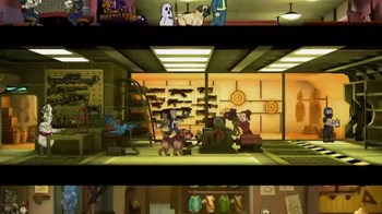 Fallout Shelter TV Spot, 'Nuclear War' - Thumbnail 8