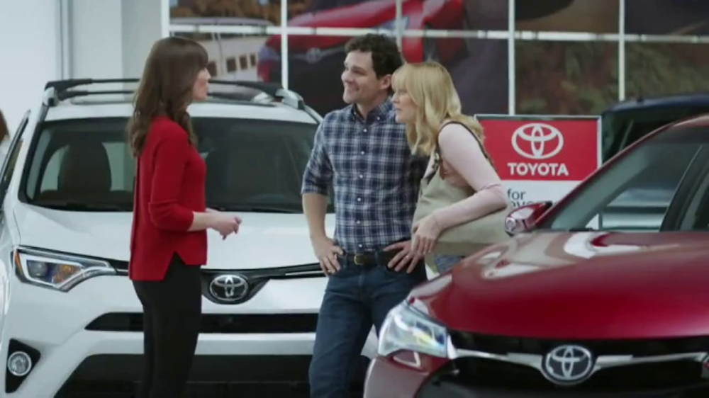 Toyota 1 For Everyone Sales Event TV Commercial, '2017 ...