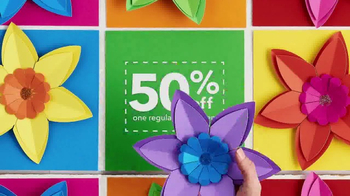 Jo-Ann Daffodil Dash Sale TV Spot, 'Possibilities' - Thumbnail 9