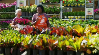 The Home Depot Spring Black Friday TV Spot, 'More Time Outdoors' - Thumbnail 1