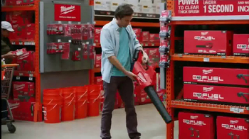 The Home Depot Spring Black Friday TV Spot, 'More Time Outdoors' - Thumbnail 4