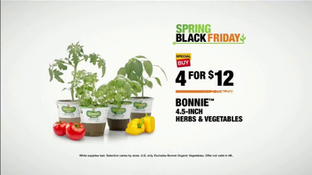 The Home Depot Spring Black Friday TV Spot, 'More Time Outdoors' - Thumbnail 9
