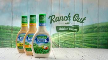 Hidden Valley Ranch TV Spot, 'Boss Mom Delivers on Pizza' - Thumbnail 9