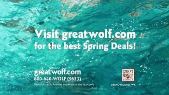 Great Wolf Lodge TV Spot, 'Transformation' - Thumbnail 9