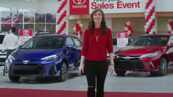 Toyota 1 For Everyone Sales Event TV Spot, 'Cashback on Camry' [T2] - Thumbnail 1