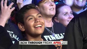 Prizeo TV Spot, 'WWE Superstars for Hope' - Thumbnail 8