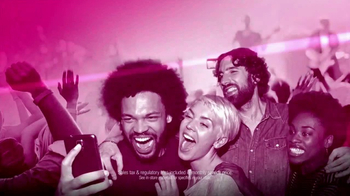T-Mobile One TV Spot, 'Keep the Party Going' Song by The Cadillac Three - Thumbnail 1