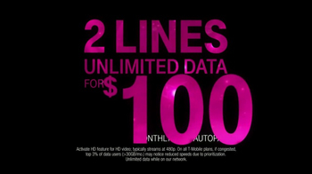 T-Mobile One TV Spot, 'Keep the Party Going' Song by The Cadillac Three - Thumbnail 5
