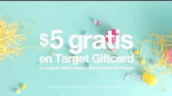 Target TV Spot, 'Promoción de Pascua' canción de Bomba Estéreo [Spanish] - Thumbnail 5