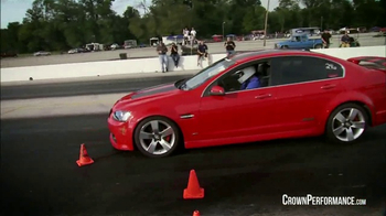 Crown Performance Products TV Spot, 'Extra Stopping Power' - Thumbnail 2