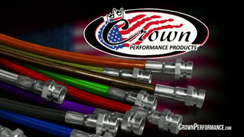 Crown Performance Products TV Spot, 'Extra Stopping Power' - Thumbnail 3