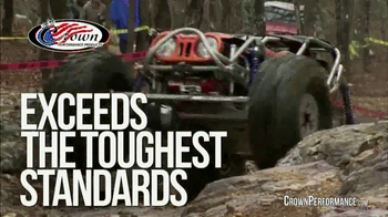 Crown Performance Products TV Spot, 'Extra Stopping Power' - Thumbnail 7