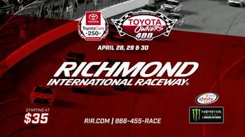 Richmond International Raceway TV Spot, 'Chaos at Every Corner: Hold On' - Thumbnail 7