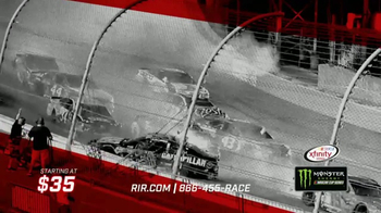Richmond International Raceway TV Spot, 'Chaos at Every Corner: Hold On' - Thumbnail 6