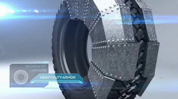 Falken Tire Wildpeak M/T TV Spot, 'Armor'