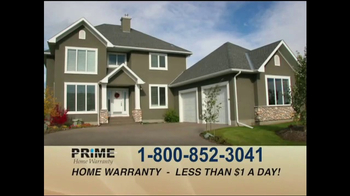 Prime Home Warranty TV Spot, 'Attention Homeowners' - Thumbnail 1