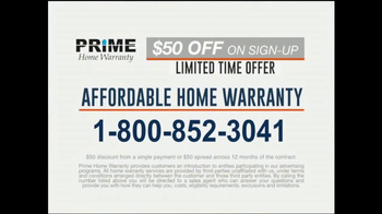 Prime Home Warranty TV Spot, 'Attention Homeowners' - Thumbnail 8