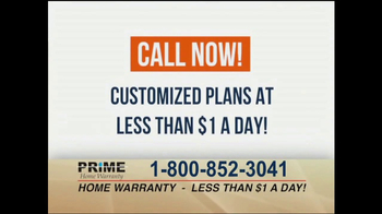 Prime Home Warranty TV Spot, 'Attention Homeowners' - Thumbnail 3