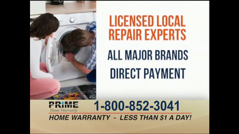 Prime Home Warranty TV Spot, 'Attention Homeowners' - Thumbnail 6