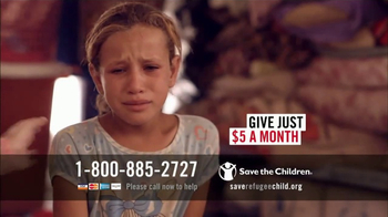 Save the Children TV Spot, 'Children in Conflicts' - Thumbnail 8
