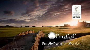 Perry Golf TV Spot, 'Memorable Golf Destinations' - Thumbnail 7