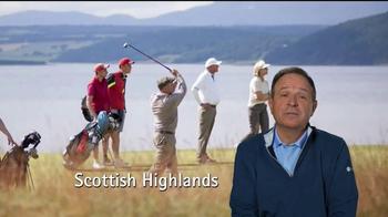Perry Golf TV Spot, 'Memorable Golf Destinations' - Thumbnail 1