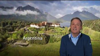 Perry Golf TV Spot, 'Memorable Golf Destinations' - Thumbnail 5