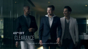 Men's Wearhouse Buy One Get One Free Event TV Spot, 'Complete Looks' - Thumbnail 5