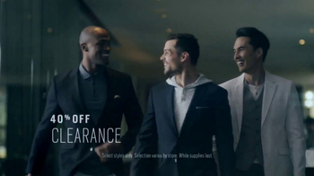 Men's Wearhouse Buy One Get One Free Event TV Spot, 'Complete Looks' - Thumbnail 6
