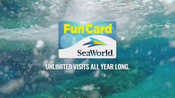 SeaWorld Fun Card TV Spot, 'All-Day Orca Play' - Thumbnail 6
